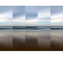 Changing With The Tide - Polyptych Photographic Print