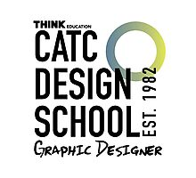 CATC Design School Graphic Designer Photographic Print