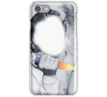 THE NURSE IS HERE. iPhone Case/Skin