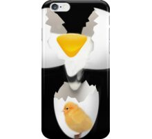 GIVE A CHICK A BREAK..EGG PICTURE,POSTERS,PRINTS ECT.. iPhone Case/Skin