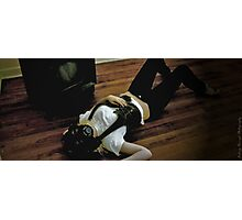 Psychological warfare Photographic Print
