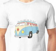 Campervan - the old ones are the best Unisex T-Shirt