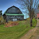 Country Barn by Dyle Warren