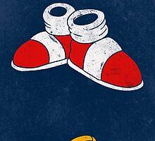 You're too slooooow! by J.C. Maziu