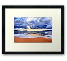 Diffuse Light Framed Print