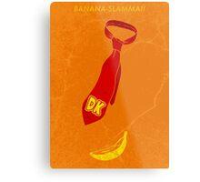 Banana-slamma! Metal Print