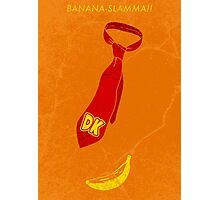 Banana-slamma! Photographic Print