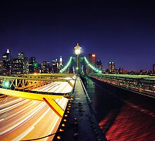 Brooklyn Bridge by Dominic Kamp