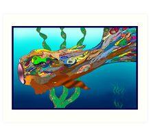 Fish - Plural Art Print