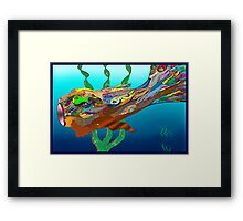 Fish - Plural Framed Print