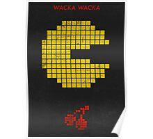 Wacka wacka! Poster