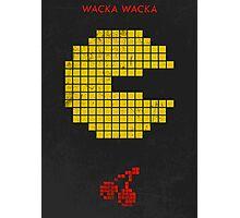 Wacka wacka! Photographic Print