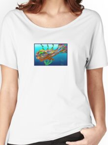 Fish - Plural Women's Relaxed Fit T-Shirt