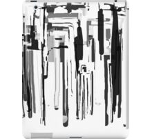 City in Black and White iPad Case/Skin