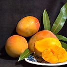 Mangoes by Anna D'Accione