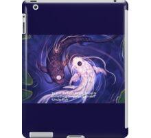 Avatar, the last airbender iPad Case/Skin