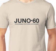 Juno 60 Vintage  Synthesizer  Unisex T-Shirt