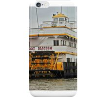 Steamboat on the Potomac River, Alexandria VA iPhone Case/Skin