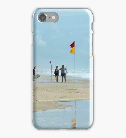 Surfers Paradise Qld Australia iPhone Case/Skin