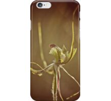 caladenia falcata iPhone Case/Skin