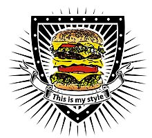 doubleburger shield by ranker666