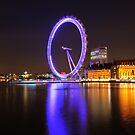 London Eye by Dominic Kamp