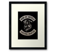 Sons of Anfield - Gauteng Chapter South Africa Framed Print