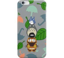 Totem Totoro - BEST FOR SAMSUNG CASES iPhone Case/Skin