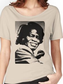 James Brown Women's Relaxed Fit T-Shirt
