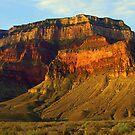 South Canyon Rim by Bob Moore