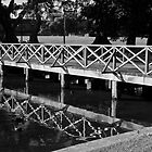 Little Bridge by David Petranker