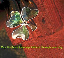 Irish Greeting by Mardra