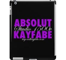 Beyond Kayfabe Podcast - Absolut iPad Case/Skin