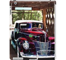 Alabama Covered Bridge iPad Case/Skin