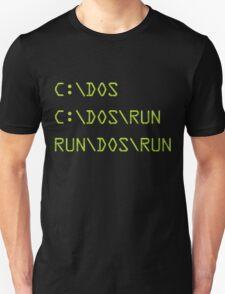 C Dos Run T-Shirt