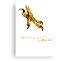 Holyhead Harpies II Canvas Print
