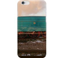 Steam Loco Shunts lincoln Cathederal iPhone Case/Skin