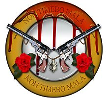 NON TIMEBO MALA First Blood Photographic Print
