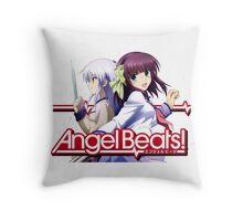 Angel Beats! - エンジェルビーツ Throw Pillow