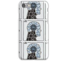 Push The Button iPhone Case/Skin