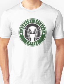 Laughing Octopus Coffee T-Shirt