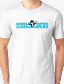 Tshirt Methopoly - Tshirt Heisenberg - Tshirt Blue Meth T-Shirt