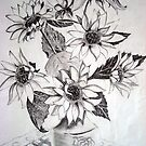 Sunflowers by Chante