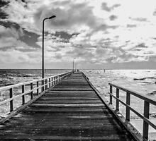 Seaford Pier by Melissa Weir