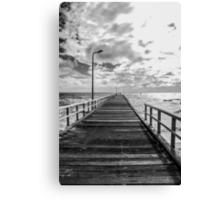 Seaford Pier Canvas Print