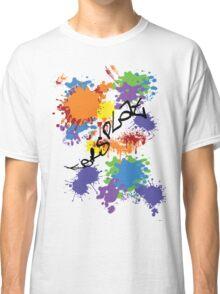 ker-SPLAT!-For Light Shirts Classic T-Shirt