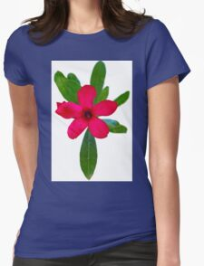 Single beautiful pink flower T-Shirt
