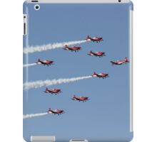 pilatus pc 7 iPad Case/Skin