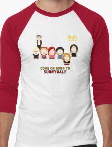 Buffy the Vampire Slayer as South Park T-Shirt