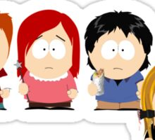 Buffy the Vampire Slayer as South Park Sticker